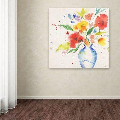 23 Best Yellow Canvas Wall Art Images On Pinterest | Canvas Wall Throughout Vibrant Wall Art (View 13 of 20)