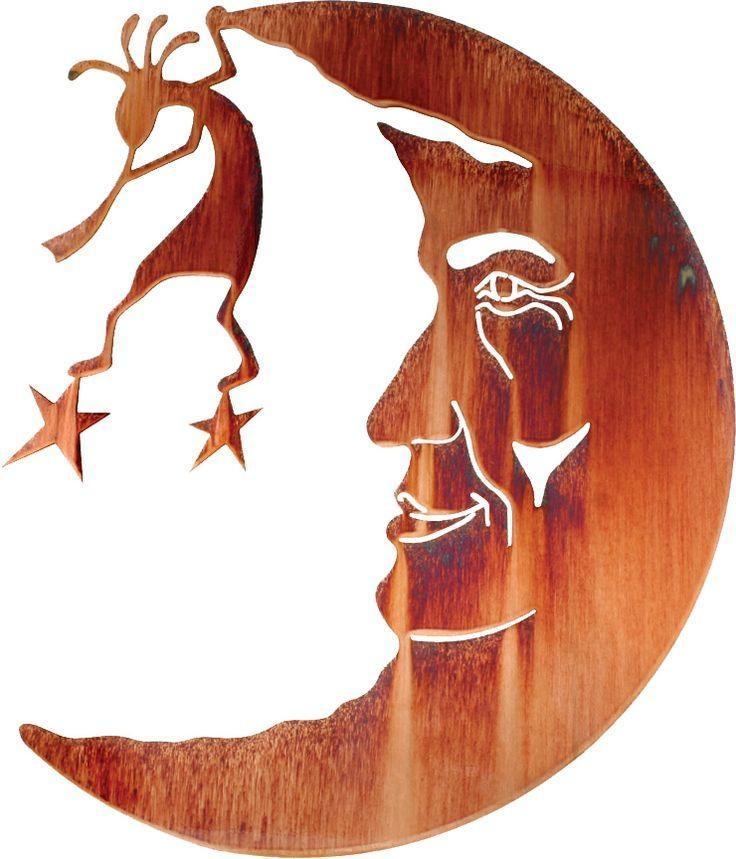 231 Best Kokopelli Images On Pinterest | Metal Wall Art, Metal For Kokopelli Metal Wall Art (Image 4 of 20)