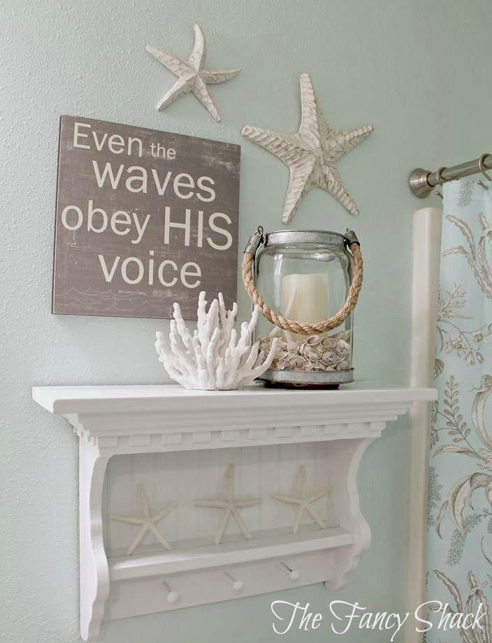 25+ Best Beach Wall Decor Ideas On Pinterest | Beach Bedroom Decor Regarding Large Starfish Wall Decors (Image 1 of 20)