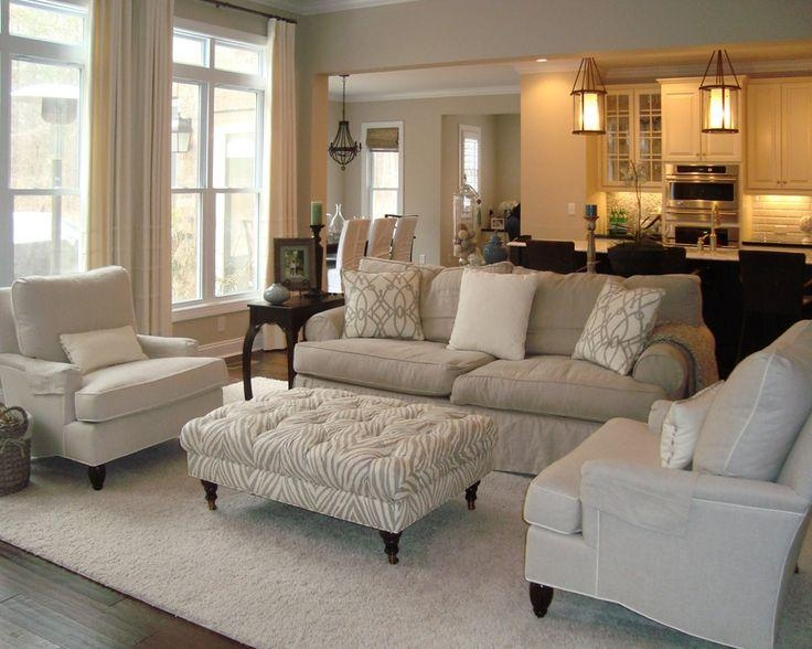 25+ Best Beige Sofa Ideas On Pinterest | Beige Couch, Green Living Pertaining To Beige Sofas (Photo 2 of 20)