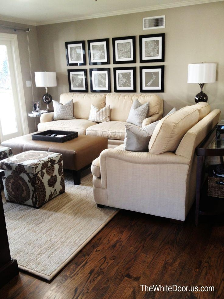 25+ Best Beige Sofa Ideas On Pinterest | Beige Couch, Green Living With Regard To Beige Sofas (Photo 19 of 20)