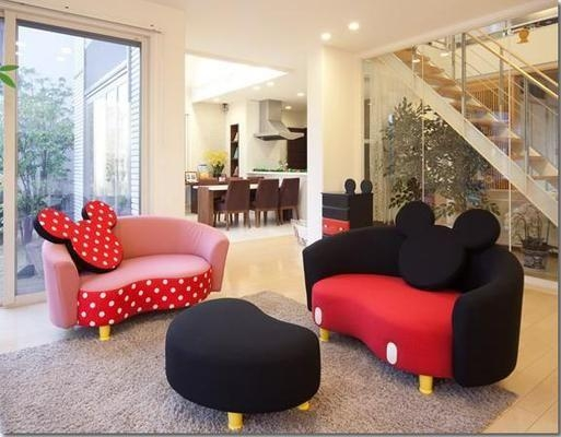 25+ Best Disney Furniture Ideas On Pinterest | Disney Rooms Throughout Mickey Fold Out Couches (Image 2 of 20)