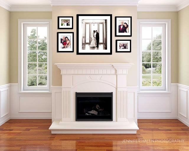 25+ Best Fireplace Frame Ideas On Pinterest | Faux Fireplace Inside Fireplace Wall Art (Image 2 of 20)