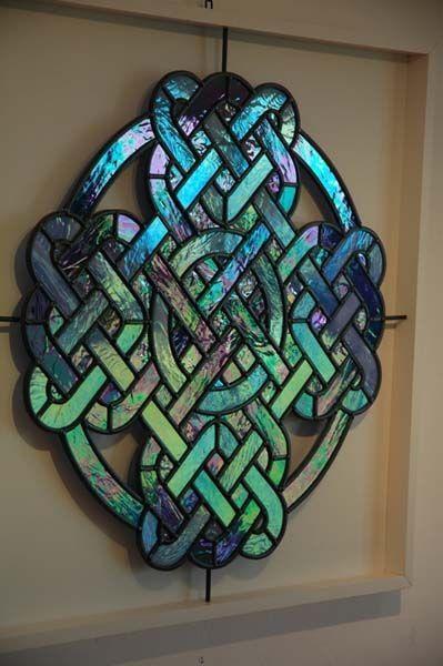 25+ Best Glass Wall Art Ideas On Pinterest | Glass Art, Fused With Fused Glass Wall Art Hanging (View 12 of 20)