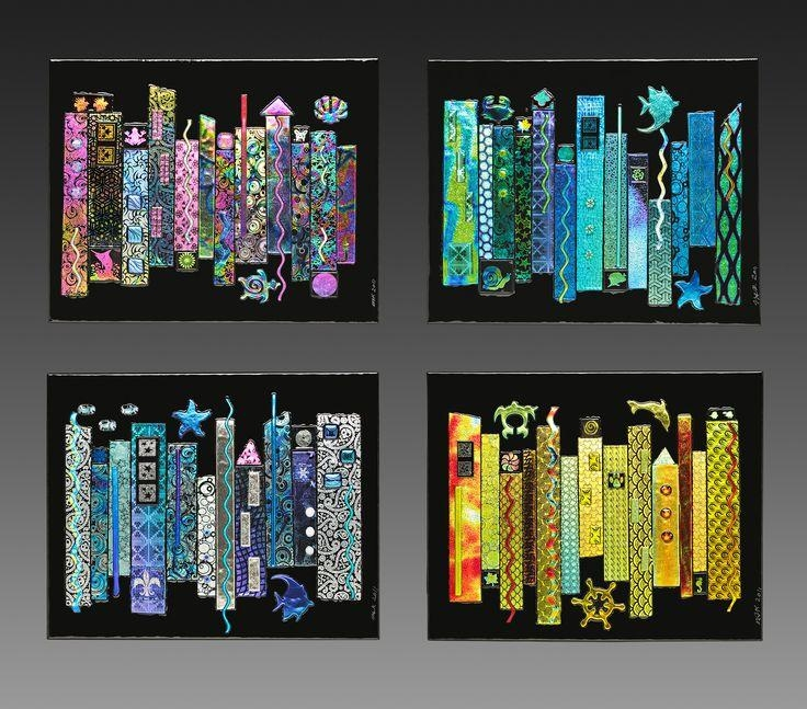 25+ Best Glass Wall Art Ideas On Pinterest | Glass Art, Fused With Regard To Fused Glass Wall Art Panels (Image 4 of 20)