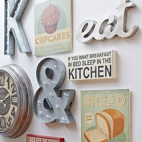 25+ Best Kitchen Gallery Wall Ideas On Pinterest | Kitchen Prints In Wall Art For Kitchens (Image 1 of 20)