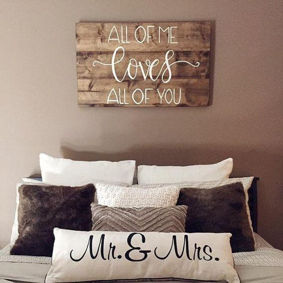25+ Best Love Wall Art Ideas On Pinterest | Pallet Decorations Intended For Love Wall Art (Image 3 of 20)