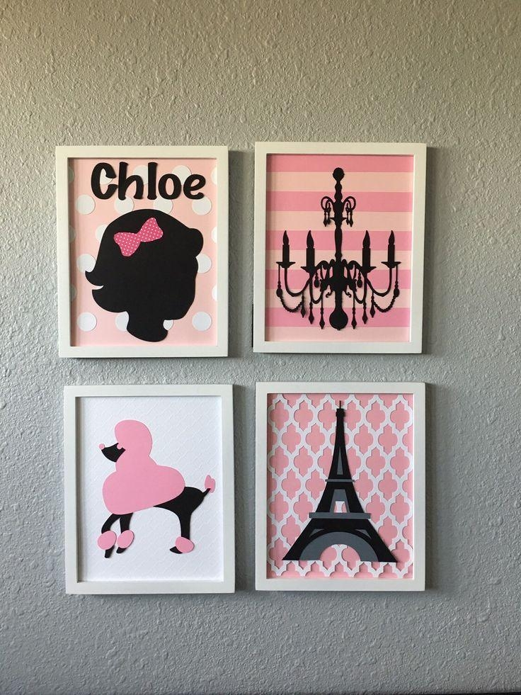 25+ Best Paris Wall Decor Ideas On Pinterest | Paris Wall Art In Paris Theme Nursery Wall Art (View 2 of 20)