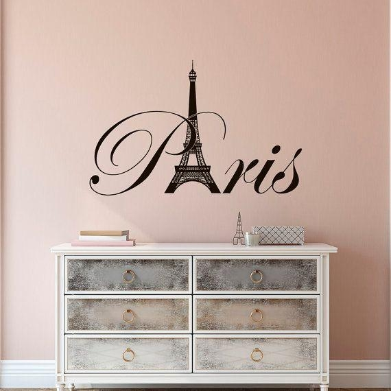 25+ Best Paris Wall Decor Ideas On Pinterest | Paris Wall Art Intended For  Paris