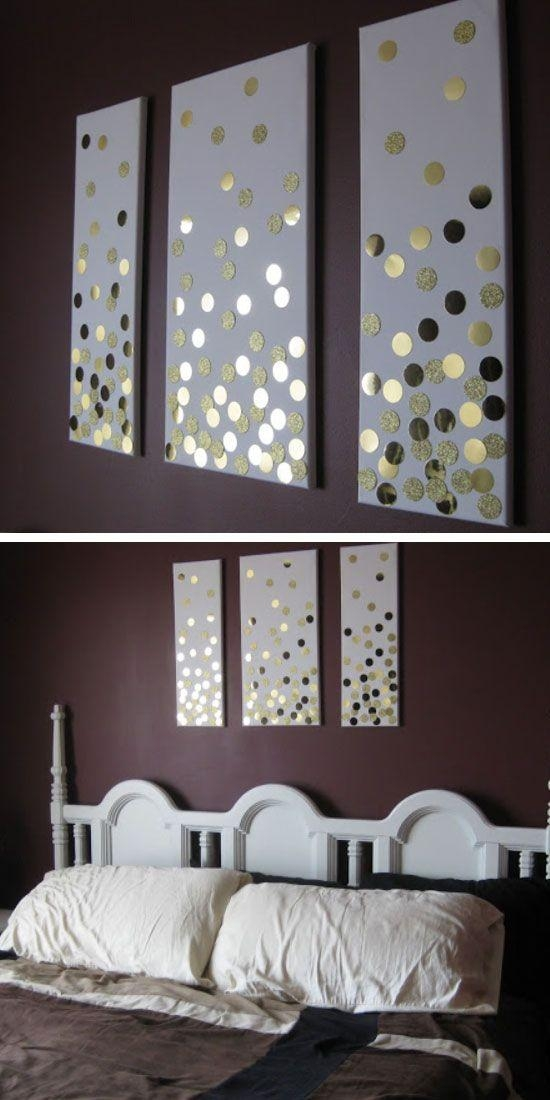 25+ Best Silver Wall Decor Ideas On Pinterest | Candle Wall Decor For Cheap Wall Art And Decor (Image 2 of 20)