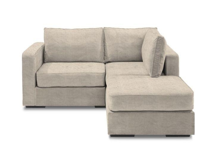 25+ Best Small Sofa Ideas On Pinterest | Tiny Apartment Decorating With Regard To Small Sofas With Chaise Lounge (View 4 of 20)