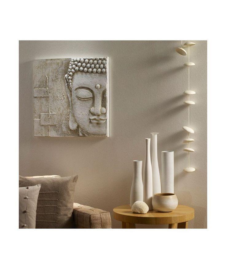 25 Best Wall Art Images On Pinterest | Buddha Wall Art, Buddha Throughout 3D Buddha Wall Art (Image 1 of 20)
