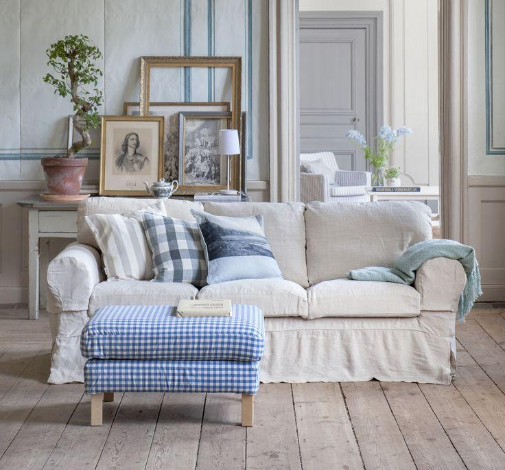 26 Best Loose Covers Images On Pinterest | Architecture, Cushion Pertaining To Country Style Sofas (View 8 of 20)