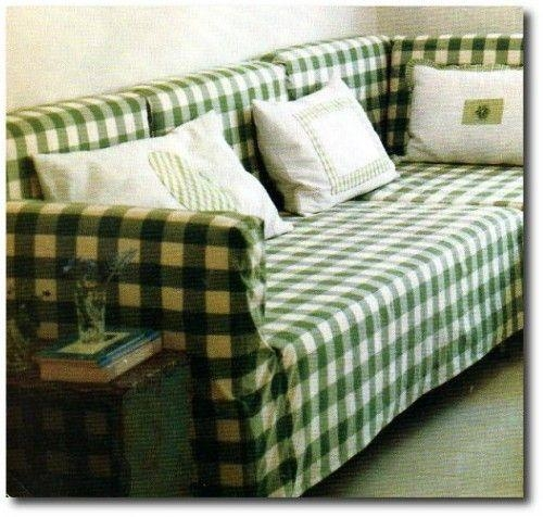 269 Best Furniture & Upholstery I Love Images On Pinterest In Gingham Sofas (View 19 of 20)