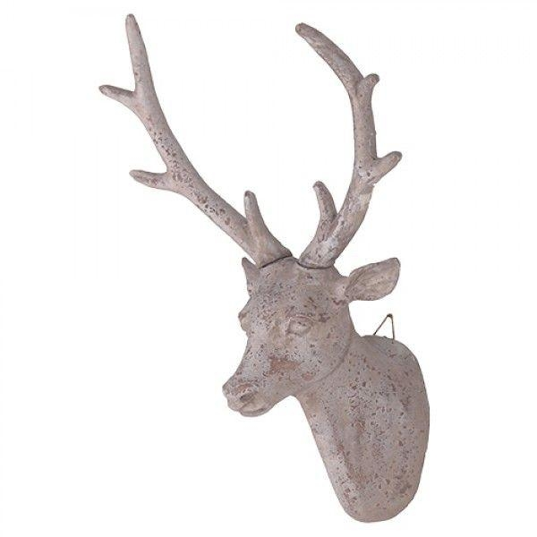27 Best Mirrors And Wall Decor At Dotty Home Images On Pinterest Pertaining To Stag Head Wall Art (Image 2 of 20)