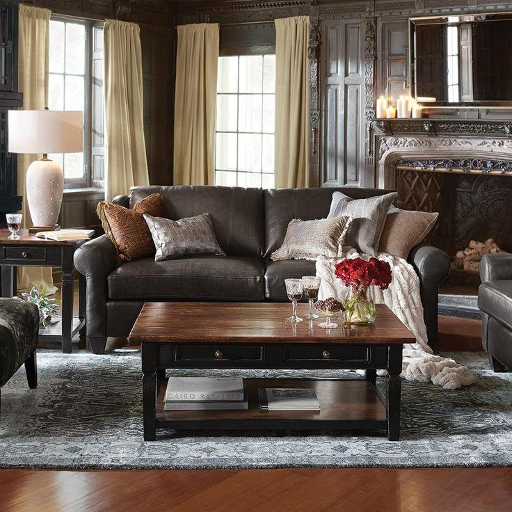 28 Best Leather Furniture Images On Pinterest | Leather Furniture For Arhaus Leather Sofas (Image 4 of 20)