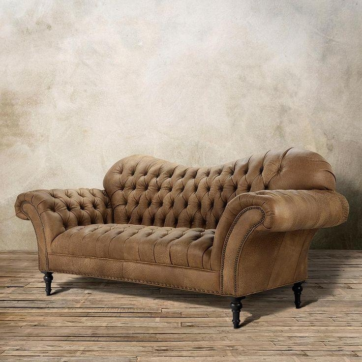 28 Best Leather Furniture Images On Pinterest | Leather Furniture Intended For Arhaus Leather Sofas (Image 6 of 20)