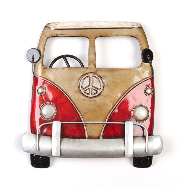 286 Best Vdubs Images On Pinterest | Vw Vans, Volkswagen Bus And Buses With Campervan Metal Wall Art (View 19 of 20)