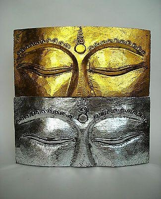 29 Best Wood Mask Wall Art Decor And Mirrors Images On Pinterest Inside Silver Buddha Wall Art (View 18 of 20)