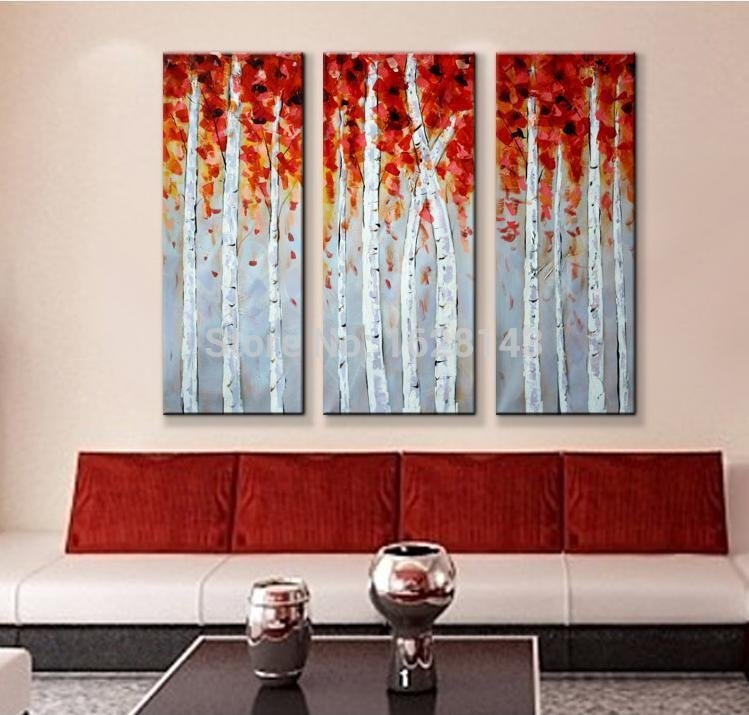 3 Piece Wall Art Set – Wall Art Design In 3 Pc Canvas Wall Art Sets (Image 2 of 20)