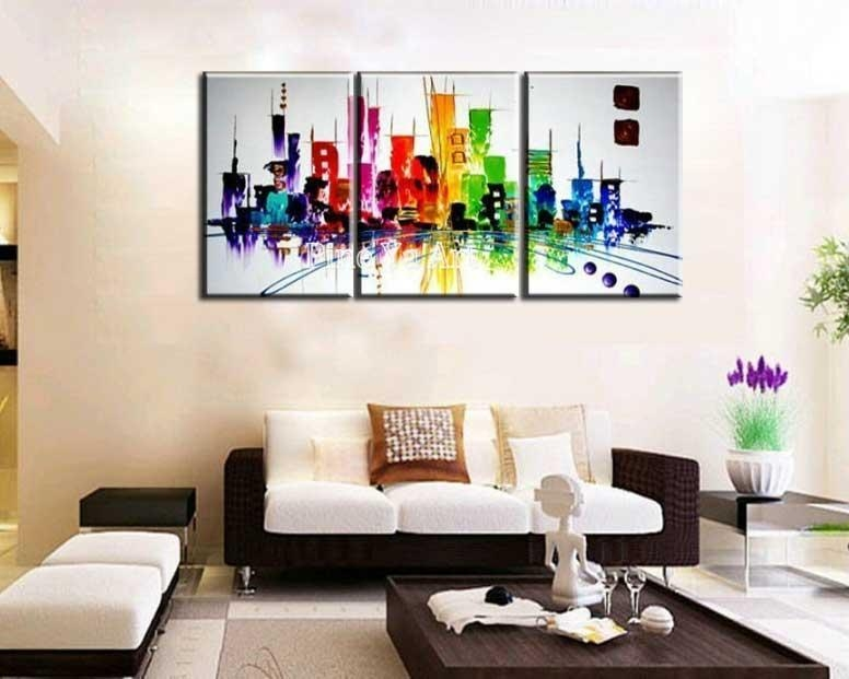 3 Piece Wall Art Sets For Living Room | Home Interior & Exterior With Regard To Wall Art Sets For Living Room (View 20 of 20)