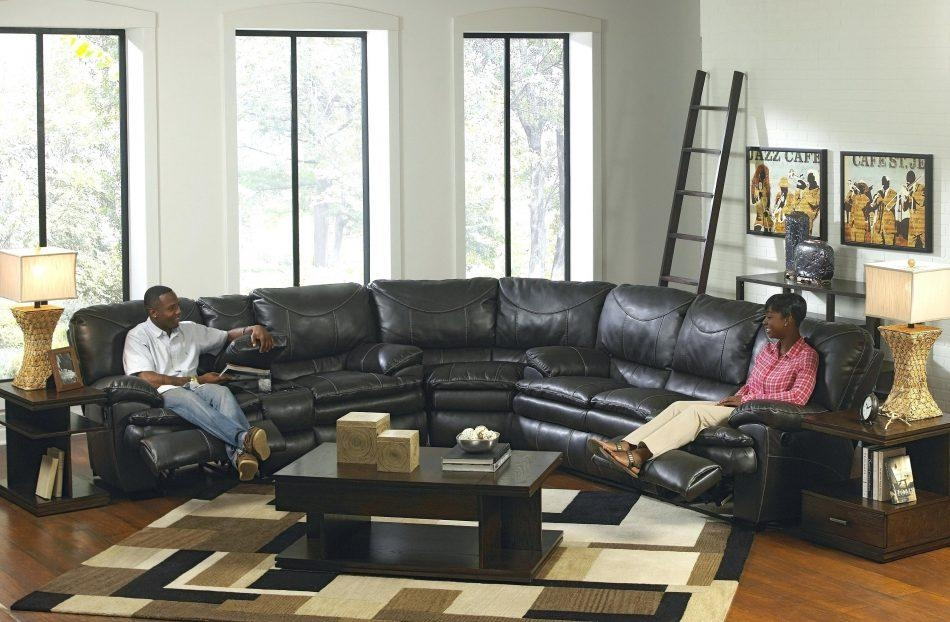 3 Seater Recliner Leather Sofa Gallery Of Stunning Sectional With For Berkline Sectional Sofas (Image 2 of 20)