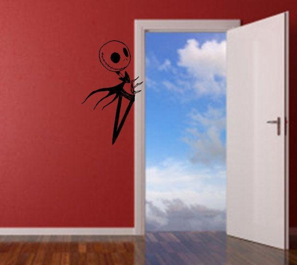 30 Best Jack & Sally Images On Pinterest | Jack Skellington Within Tim Burton Wall Decals (Image 4 of 20)