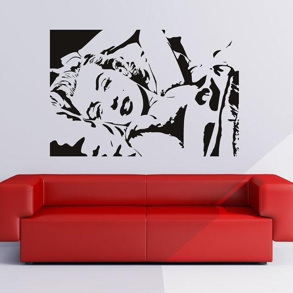 30 Best Marilyn Monroe! Images On Pinterest | Bedroom Ideas Inside Marilyn Monroe Wall Art (Image 3 of 20)