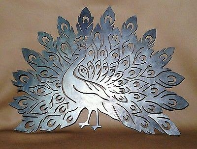 30 Best Metal Wall Art 1 Images On Pinterest | Metal Wall Art For Peacock Metal Wall Art (Image 5 of 20)