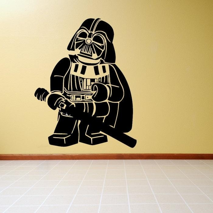 30 Best Star Wars Bedroom For Ben Images On Pinterest | Lego Star With Lego Star Wars Wall Art (Image 3 of 20)
