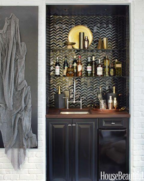 302 Best Home Bar Images On Pinterest | Home, Wines And Kitchen For Wall Art For Bar Area (Image 2 of 20)