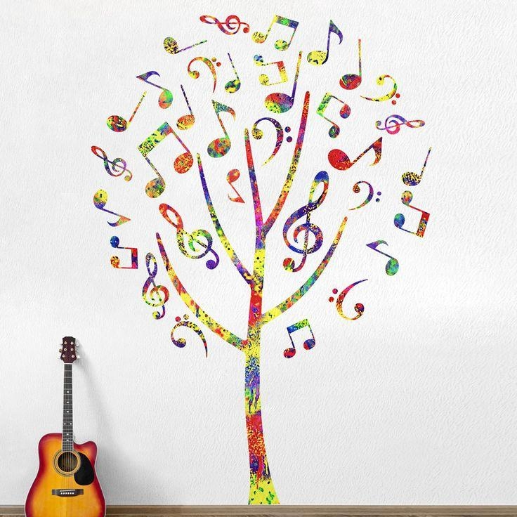 302 Best Music Classroom – Decor Images On Pinterest | Music Regarding Preschool Classroom Wall Decals (Image 3 of 20)