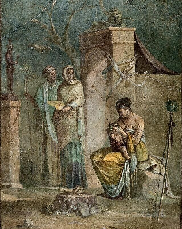 309 Best Ancient Roman And Greek Art Images On Pinterest | Roman Regarding Ancient Greek Wall Art (Image 6 of 20)