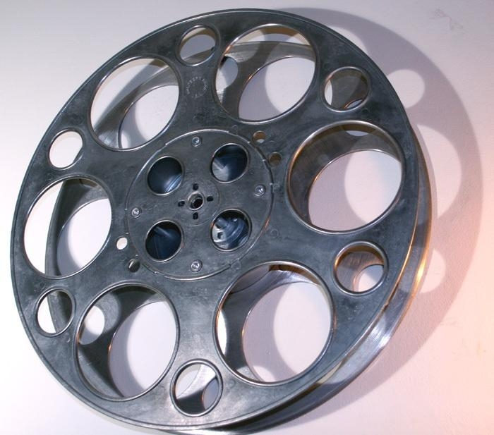 32 Best The Screening Room Images On Pinterest | Movie Reels, Film Pertaining To Film Reel Wall Art (Image 4 of 20)