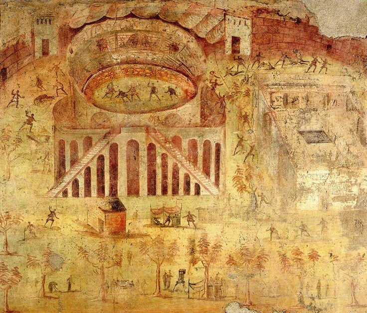326 Best Roman Architecture Images On Pinterest | Roman Within Ancient Greek Wall Art (Image 7 of 20)
