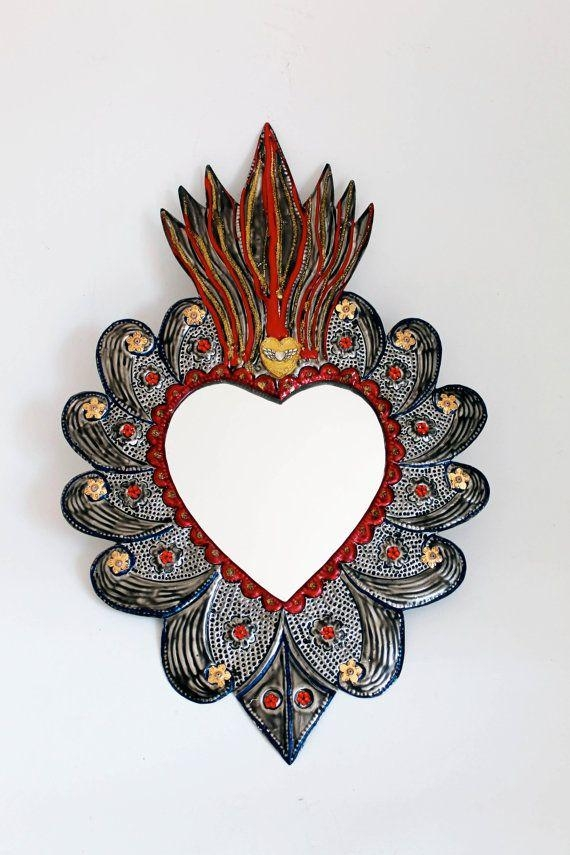 33 Best Aaa Mexican Tin Art Images On Pinterest | Art News With Mexican Metal Art (View 11 of 20)