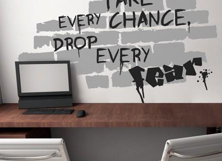 33 Graffiti Wall Decals, Street Art Stickers Street Art Stickers Inside Graffiti Wall Art Stickers (View 10 of 20)