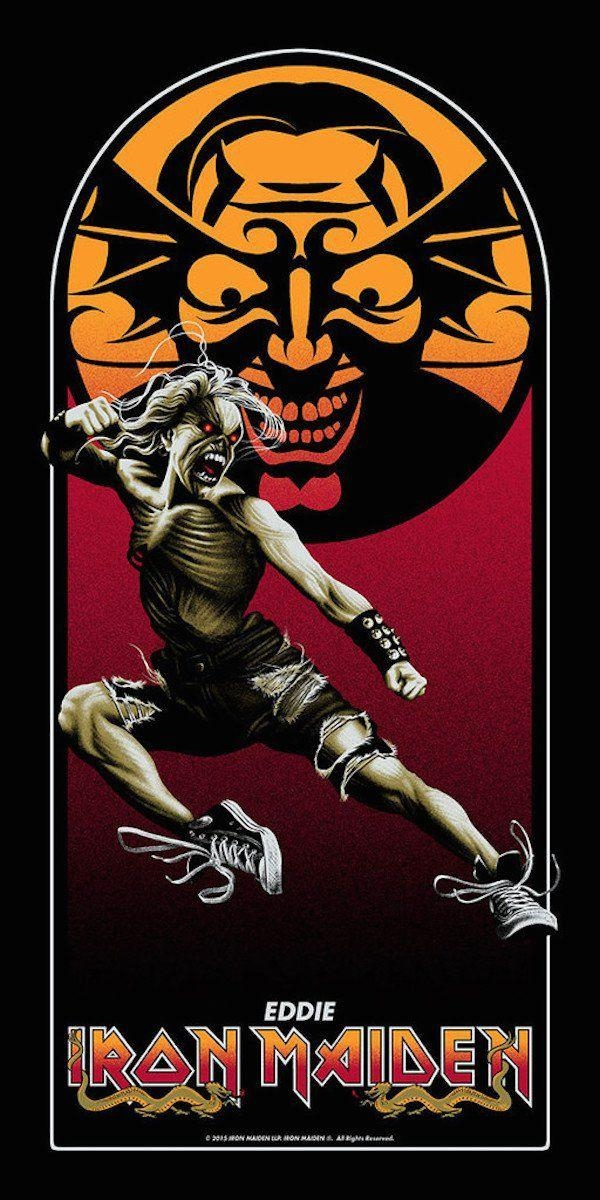34 Best Iron Maiden Images On Pinterest | Iron Maiden, Irons And Within Art Prints To Hang On Your Wall (View 16 of 20)