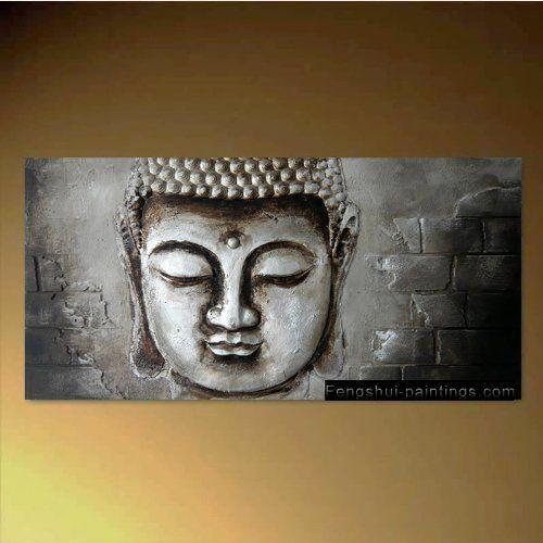 34 Best Paintings Images On Pinterest | Painting, Paintings And Pertaining To Silver Buddha Wall Art (View 8 of 20)