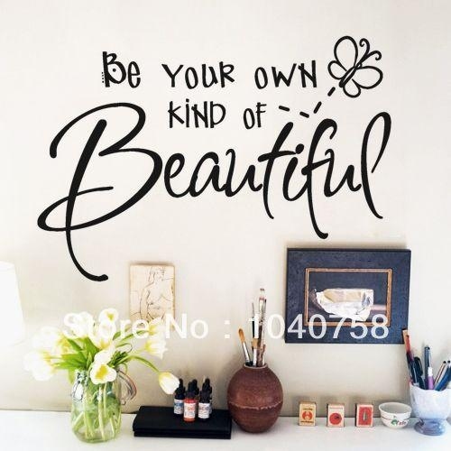 34 Best Wall Quotes And Sayings Images On Pinterest | Wall Quotes With Marilyn Monroe Wall Art Quotes (Image 1 of 20)