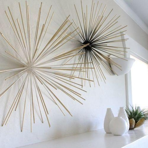 343 Best Wall Art Ideas Images On Pinterest | Coffee Sacks, Burlap Regarding White 3D Wall Art (View 9 of 20)