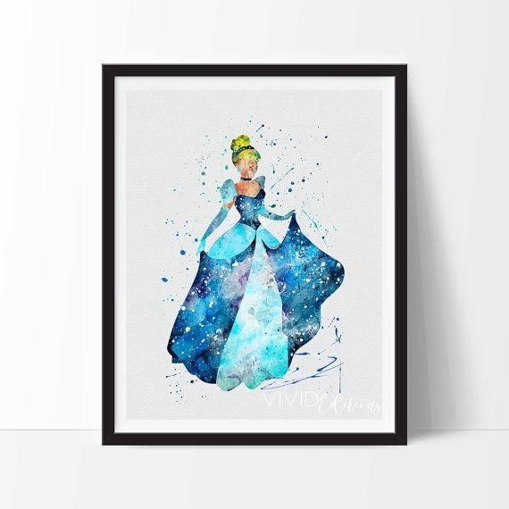 347 Best Princesas Images On Pinterest | Drawings, Disney Magic With Regard To Disney Princess Framed Wall Art (Image 5 of 20)