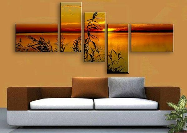35 Best Multi Canvas Art Images On Pinterest | Paintings, Canvas For Multi Canvas Wall Art (View 12 of 20)