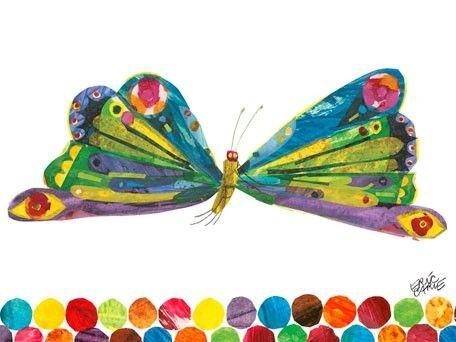 35 Best Oopsy Artist – Eric Carle Images On Pinterest | Eric Carle Pertaining To Very Hungry Caterpillar Wall Art (Image 2 of 20)