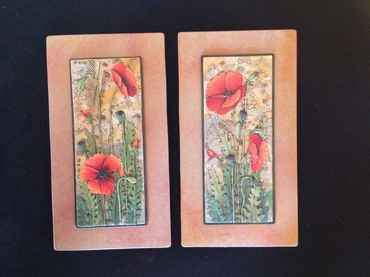 367 Best Polymer Clay Wall Hanging Images On Pinterest   Fimo Intended For Polymer Clay Wall Art (Photo 7 of 20)