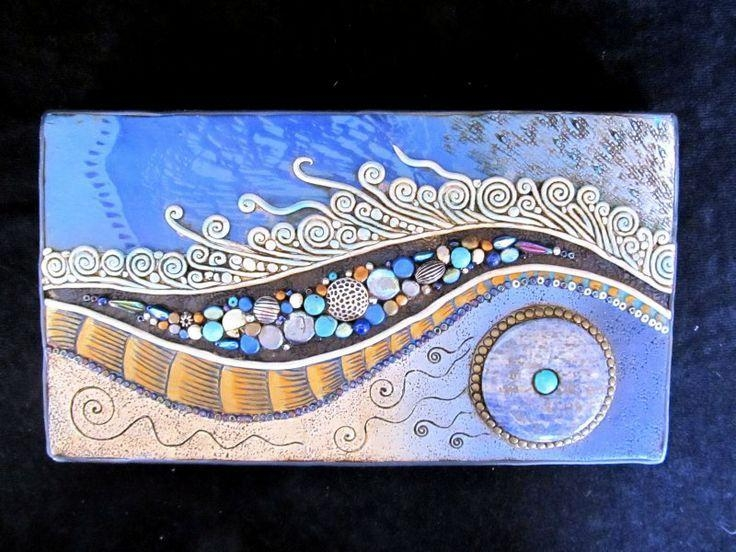 367 Best Polymer Clay Wall Hanging Images On Pinterest   Fimo Regarding Polymer Clay Wall Art (View 4 of 20)