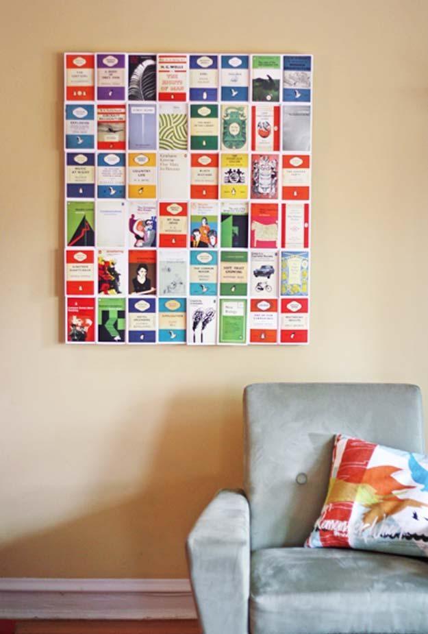 37 Awesome Diy Wall Art Ideas For Teen Girls – Diy Projects For Teens Inside Wall Art For Teenagers (View 15 of 20)