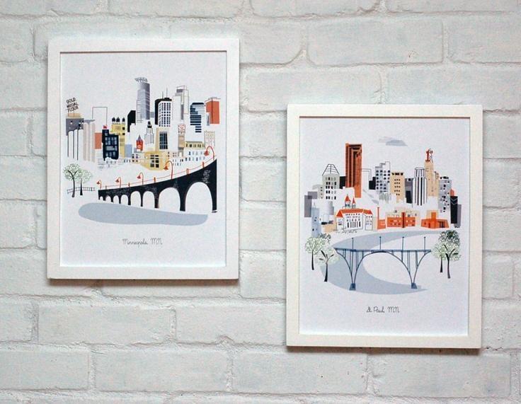 39 Best Minneapolis Images On Pinterest | Minneapolis, Minnesota Within Minneapolis Wall Art (View 4 of 20)
