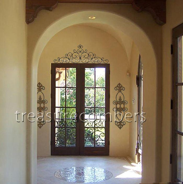 392 Best Tuscan Style Decor Images On Pinterest | Tuscan Design Intended For Tuscan Wrought Iron Wall Art (Image 3 of 20)