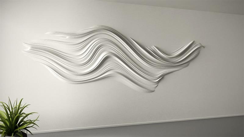 3D Wall Art – Decorative Wall Panels – 3D Wall Decor Within 3D Wall Art (View 5 of 20)